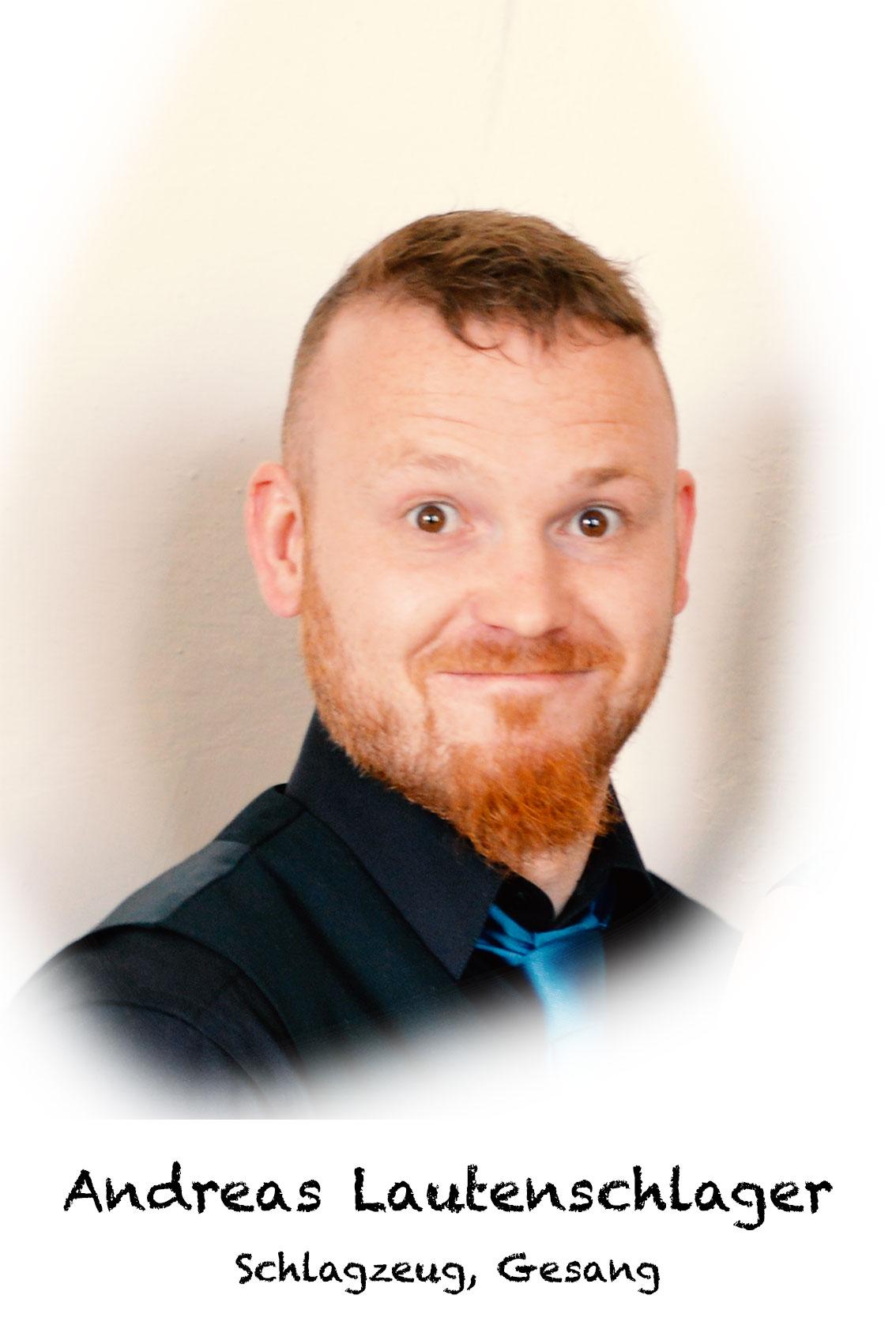 Andreas Lautenschlager - Schlagzeug